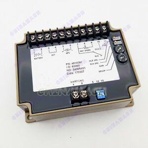 New 4914091 Electronic Engine Speed Controller For Governor Speed Control Board