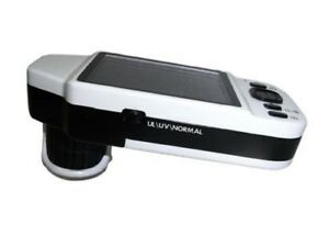 Vitiny Pro10 3 Uv ir white Portable Digital Lcd Microscope