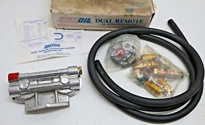 Bmk3r New Ams Oil Remote Oil Filter System Mounting Kit Free Ship