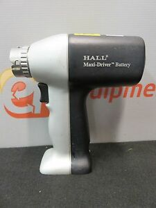 Hall 3m Maxi driver Battery Bone Orthopedic Surgical Medical Drill