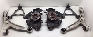 2006 2008 Mazda Mx5 Miata Front Knee Assemblies Spindles Control Arms Nc007