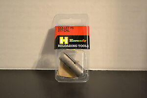 HORNADY RELOADING TOOLS  COLLET #5  .277 CAL 392158 NEW