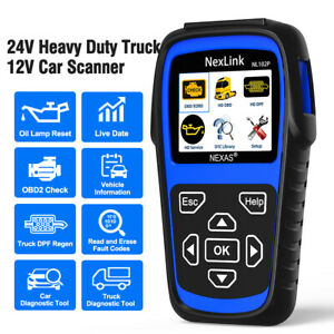 Duty Truck Hd Obd Diagnostic Scanner Code Reader For Ford F150 F250 F350 Etc