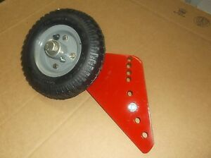 New Gauge Wheel Clipping Wheel For Sickle Bar Mowers free Shipping