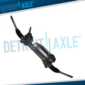 2011 2014 Chevy Cruze New Electronic Power Steering Rack And Pinion Assembly