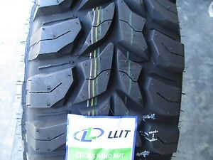 4 New Lt 235 80r17 Inch Crosswind Mud Tires 2358017 M T Mt 235 80 17 80r R17