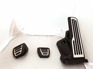 84366005 Oem Gm Accessory Pedals For 2016 2018 Chevrolet Camaro Manual Trans