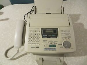 Panasonic Kx fm 260 Fax scanner printer
