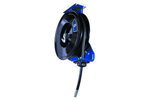 Graco Hose Reel Hpm65b Sd20 1 2 X 50 Oil Reel With Hose Spring Rewind