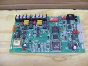 Simplex 4100 Fire Alarm Serial Interface Dact Board 566 158