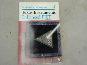 Texas Instruments Enhanced Jfet High Speed Tl051 2 4