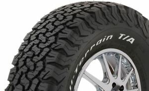 Lt265 70r16 Bf Goodrich All Terrain T A Ko2 121s Rwl Tire 62023 Qty 1