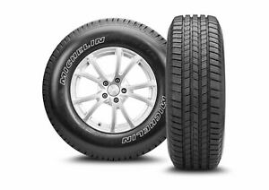 265 70r16 Michelin Defender Ltx M S 112t Owl Tires 10103 Qty 4
