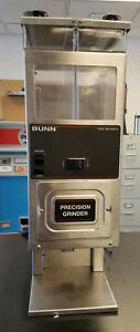 Bunn O Matic G9 2 Portion Control Grinder
