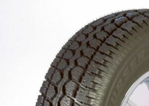 1 New 245 65r17 Mastercraft By Cooper Courser Msr Winter 107s Bw Tire