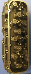 New Gm Marine Bbc 7 4 454 Oval Port Conversion Cylinder Head Cast 236 360 045