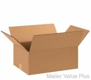 25 16 X 10 X 6 Shipping Boxes Packing Moving Cartons Cardboard Mailing Box