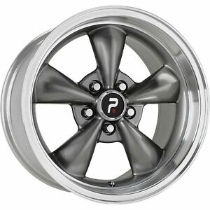 4 New 17x8 5x4 5 5x114 3 Mustang Bullet 0 Anthracite Replica Wheels Rims