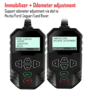 For Mazda Ford Jaguar Program Auto Keys Adjust Odometer Via Obd Obdprog Mt001