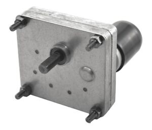 Dayton Model 52je59 Dc Gear Motor 22 Rpm 1 50 Hp 24vdc