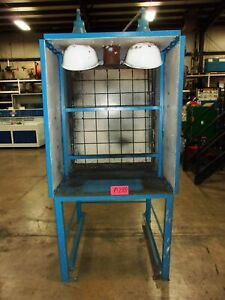 Global Finishing Solutions Model 10 375 Paint Booth m2188