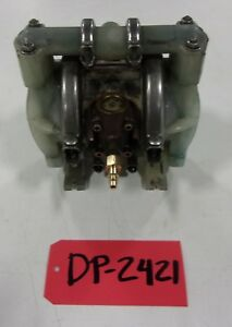 Wilden Poly 5 Inlet 5 Outlet Diaphragm Pump dp2421