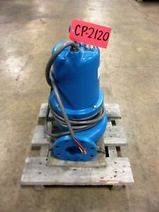 Goulds 7 5 Hp 3 Inlet 4 Outlet Centrifugal Pump cp2120