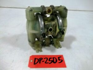 Wilden Poly 5 Inlet 5 Outlet Diaphragm Pump dp2505