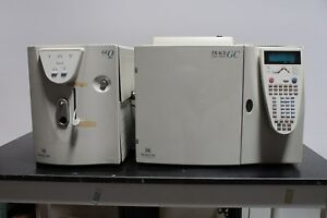 Thermo Quest Trace 2000 Series Gc With Gcq Plus Mass Spectrometer