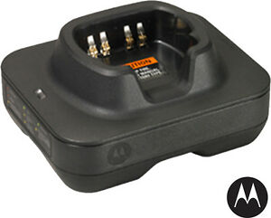 Motorola Nntn8860a Impress 2 Single Unit Charger For Apx 6000 7000