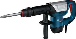 Sealed Pack Bosch Gsh 500 1025w Demolition Hammer With Sds max And Chisel