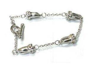 Dental Jewelry New Tooth Shape Bracelet For Dentist And Team Gift