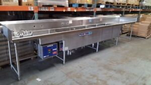 Powersoak Sink From Metcraft Inc Model Si 100 With Motorized Agitation Ss