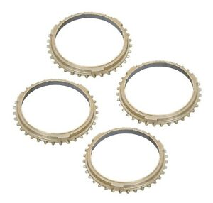For Porsche 911 1987 1994 Set Of 4 Manual Transmission Synchro Rings Oe Supplier