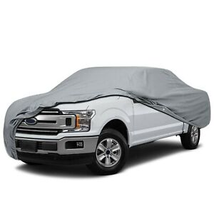 Csc Waterproof Pickup Truck Car Cover For Ford F 150 F 250 F 350 1980 1986