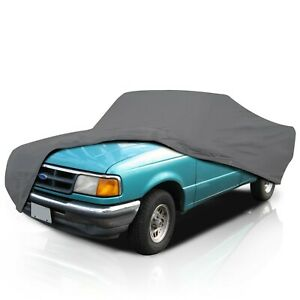 csc Scratch Waterproof Pickup Truck Full Car Cover For Ford Ranger 1982 1992
