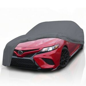 Csc Waterproof Full Car Cover For Toyota Corolla E90 1987 1988 1989 1990 1991