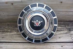 1967 Amc 10 Dog Dish Hubcap Hub Cap Oem Original Very Nice