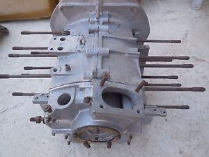 Porsche 356 Pre A Engine Case 22216 1300cc Type 506 2 Matching Numbers