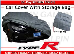 Genuine Oem Honda Civic Hatchback Type R Car Cover 5 door Hatch Back Tgh 2017 19