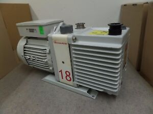 Edwards E1m18 Rotary Vane Vacuum Pump