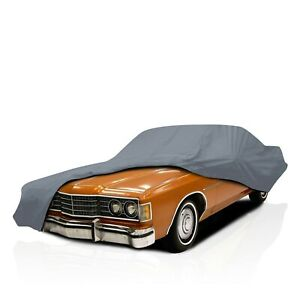 4 Layer Waterproof Car Cover Pontiac Grand Prix 1973 1974 1975 1976 1977