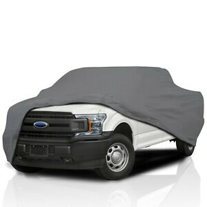 Ford F 150 4 door Crew Cab 6 5ft Bed 1998 Full Truck Cover 4 Layer