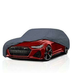 Ultimate Hd 4 Layer Car Cover Ford Focus 5 dr Svt 2002 2003 2004 2005
