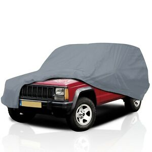 Toyota Land Cruiser Series 100 1998 2007 Ultimate Hd 5 Layer Car Cover