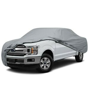 csc 4 Layer Full Truck Cover For Ford F 350 Standard Cab Long Bed dually 2001