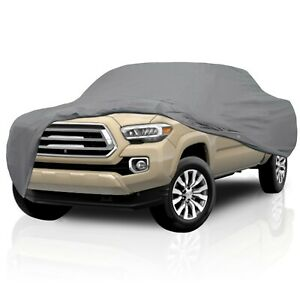 Full Truck Cover 4 Layer Toyota Tacoma Double Cab Short Bed 2012