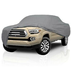 Full Truck Cover 4 Layer Toyota Tacoma Standard Cab Short Bed 2012