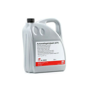 For Bmw 5 Liters Auto Transmission Fluid Atf Equivalent To Shell M 1375 4 Febi