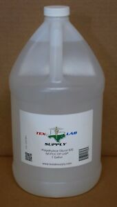 Tex Lab Supply Polyethylene Glycol 300 peg 300 Nf fcc ep usp 2 Gallons